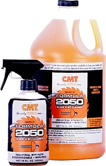 Liquido desengrasante CMT formula 2050 para la eliminación de serrin y resinas en las herramientas de corte