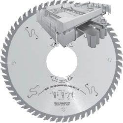 Sierra circular para seccionadoras