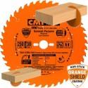 Sierra circular ultra fina para todo tipo de maderas que realiza cortes transversales y lineales