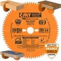 Sierra circular de espesor fino para cortes de precision en maderas duras o blandas y contrachapados