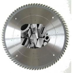 Disco de corte para aluminio extrusionado