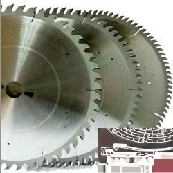 Sierras circulares para persianas pvc y aluminio