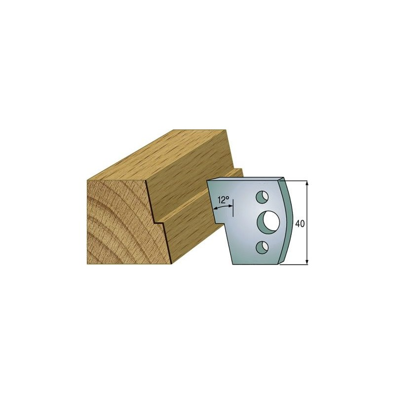 Cuchillas HS para fabricar marcos para puertas de paso