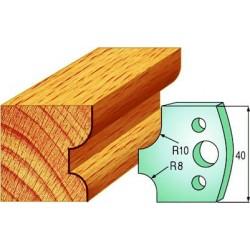 Cuchillas de acero con perfil para madera 690.040