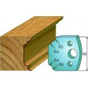 Cuchillas para molduras de madera CMT 690.042