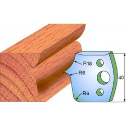 Cuchillas para molduras de madera para muebles 690.046