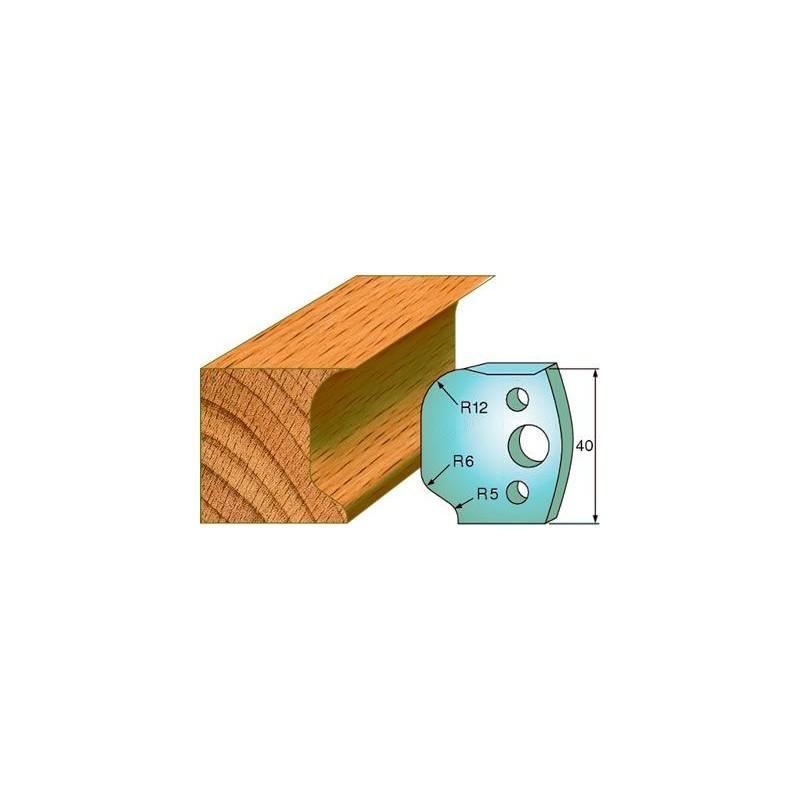 Par Cuchillas y contracuchillas para madera 690.048