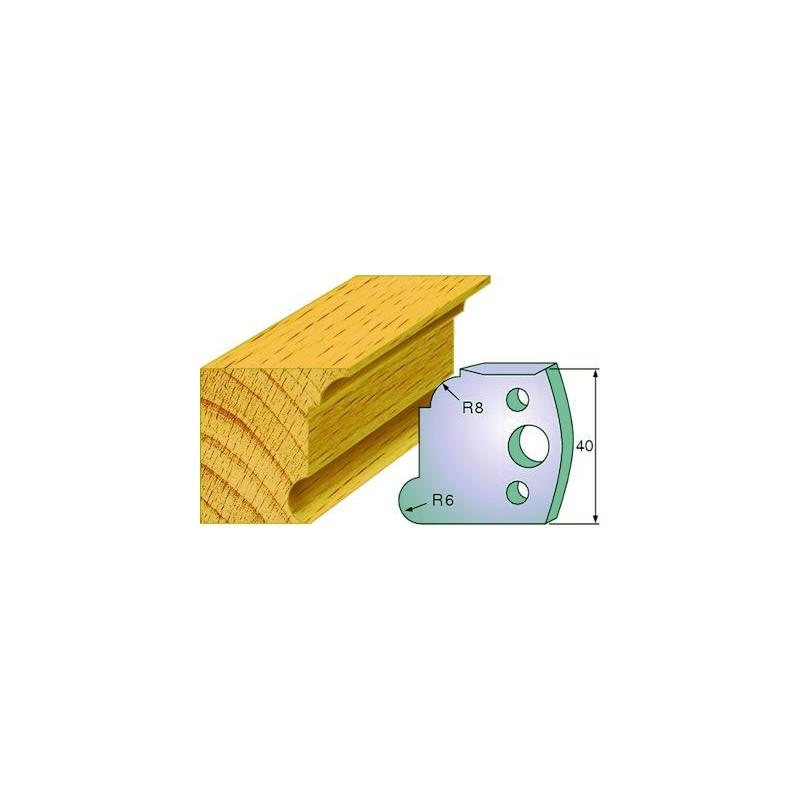 Cuchillas para madera y contracuchillas 690.053
