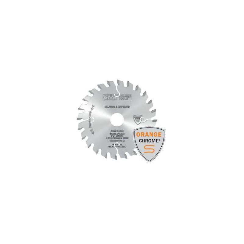 Incisores conicos para máquinas escuadradoras y seccionadoras