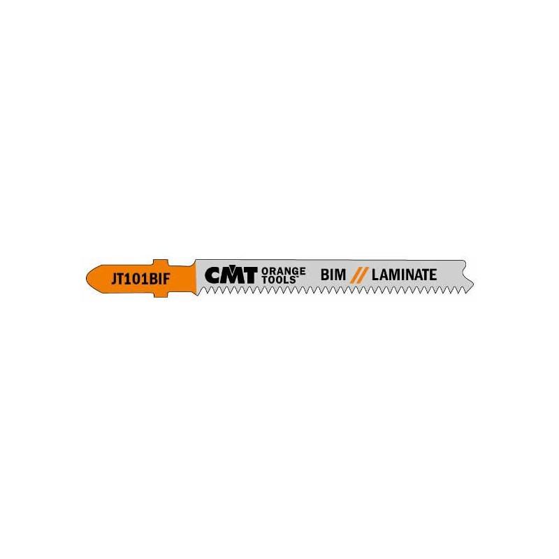 Hojas de sierra bimetal 8% Co para laminados dentado 1,7 mm