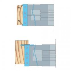 Portacuhcillas multifunsión a espesor variable