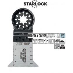 MADERA y CLAVOS Hojas Sierra BIMETALICAS  de 50 mm