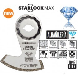 ALBAÑILERIA hoja sierra diamante 60 mm larga duracion