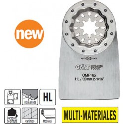 MULTI-MATERIALES hoja rascadora flexible de 52 mm