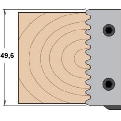 Cuchillas madera para juntas paralelas