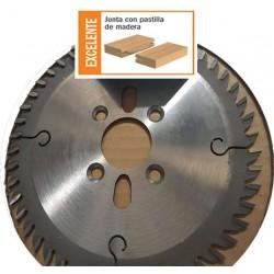 Disco de corte ranurar para CNC linea profesional