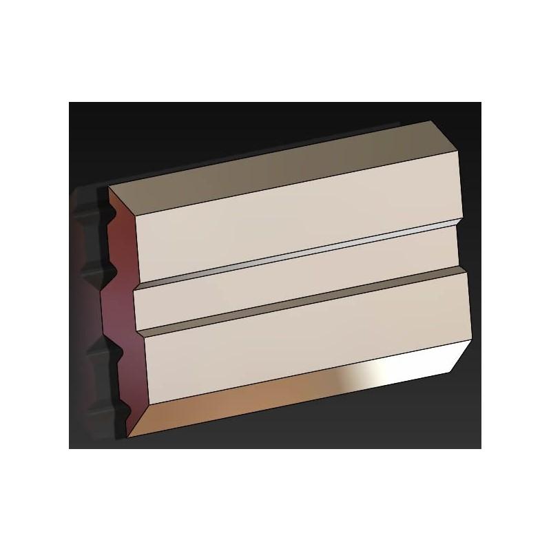 Cuchillas para madera sistema CENTROSTAR-CENTROFIX-QUICKFIX