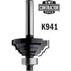Fresa perfilada Contractor de CMT