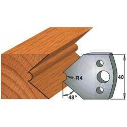 Cuchillas 690.080 y contracuchillas 691.080 para madera