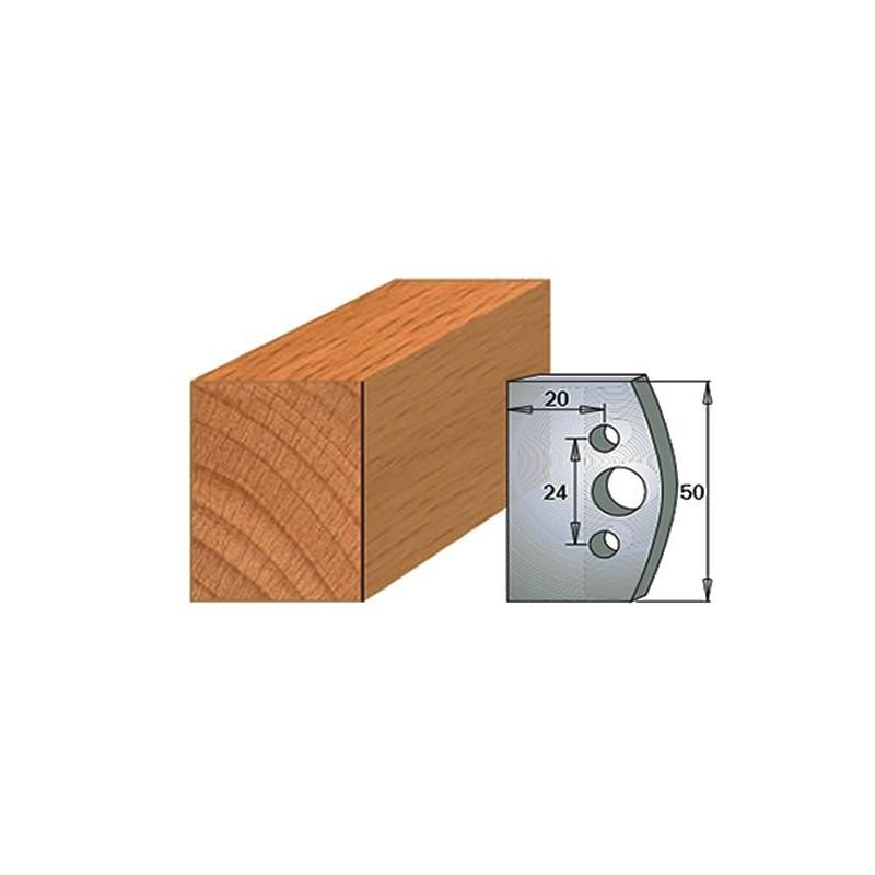 Cuchillas y contracuchillas perfilar madera 690.500