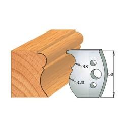 Cuchillas-contracuchillas para madera 690.502