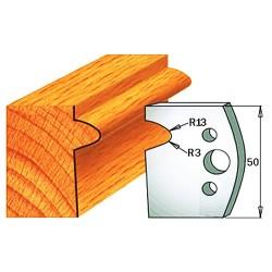 Cuchillas y contracuchillas para la madera 690.516