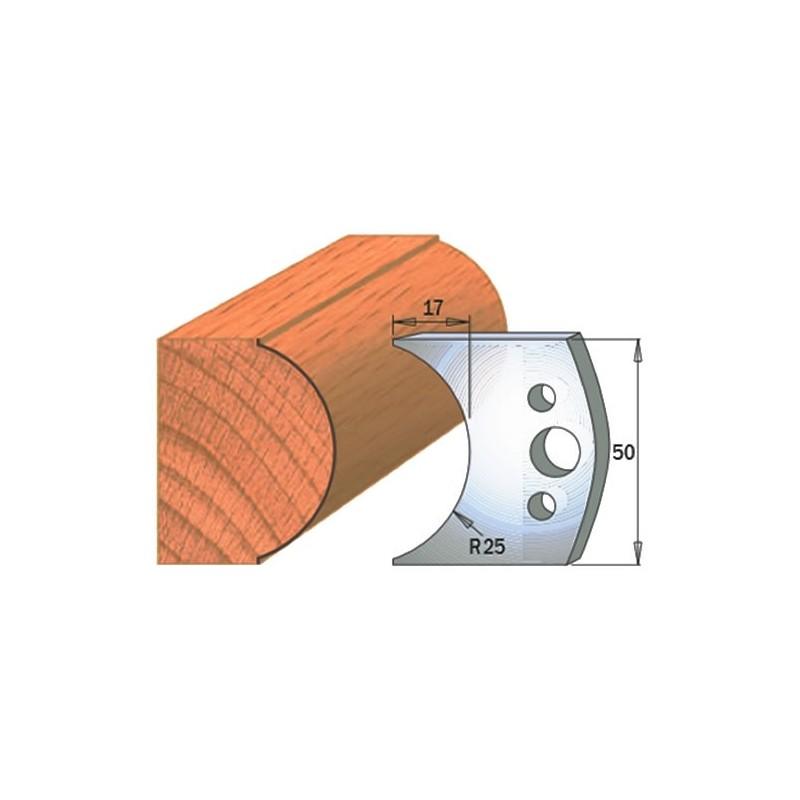 Cuchillas-contracuchillas para madera 690.546