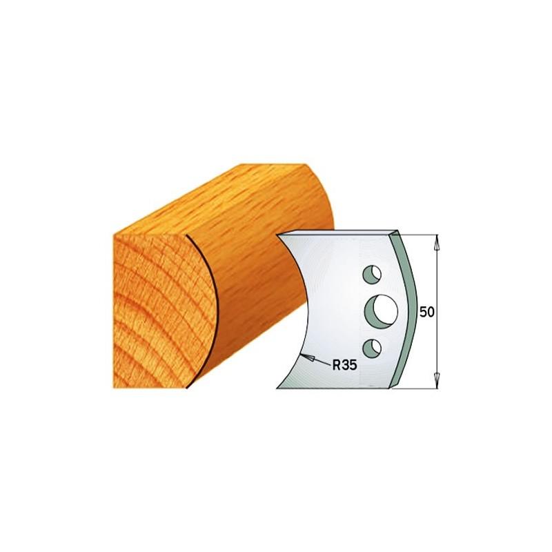Cuchillas y contracuchillas para madera 690.548