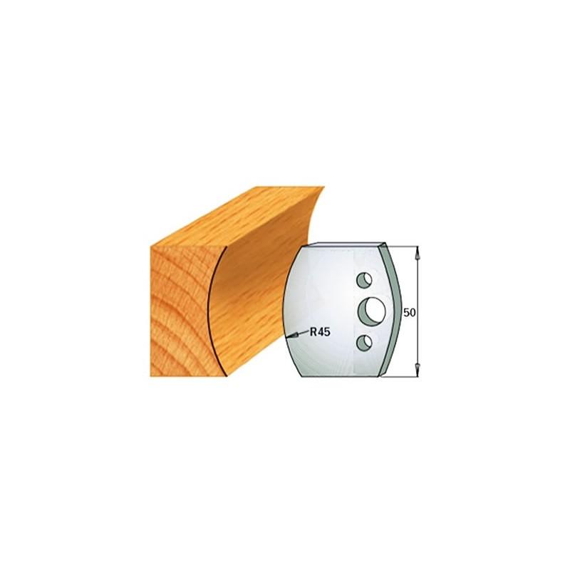 Cuchillas y contracuchillas para la madera 690.554
