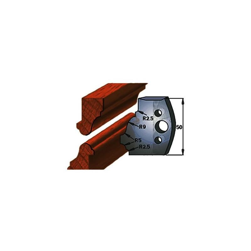 Cuchillas-contracuchillas para la madera 690.558