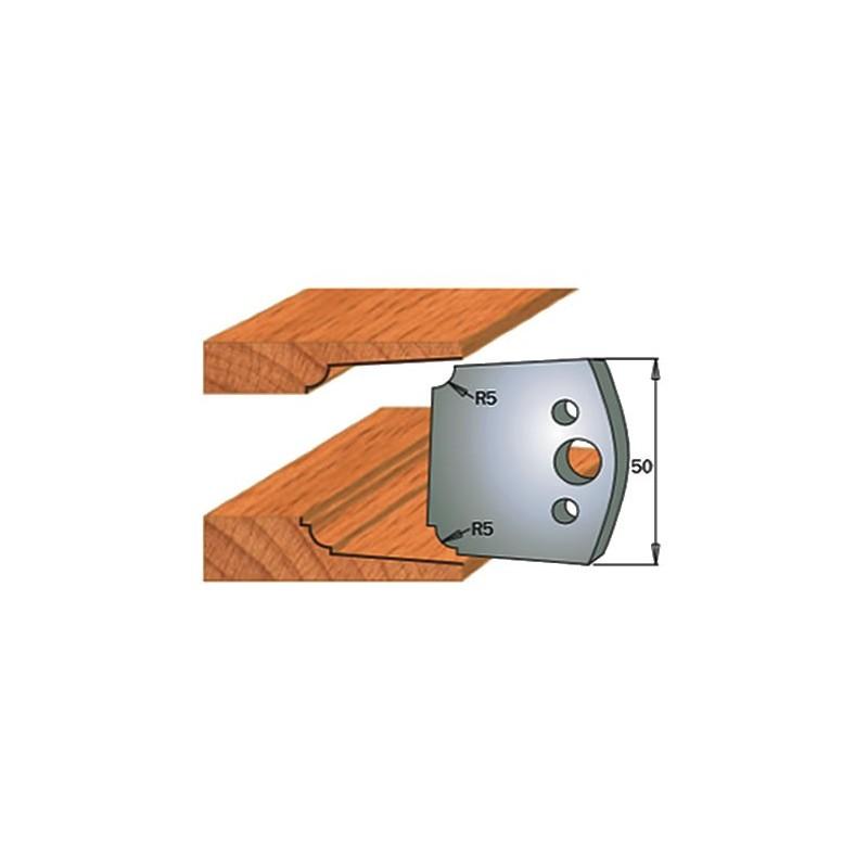 Cuchillas y contracuchillas para cabezales madera 690.579