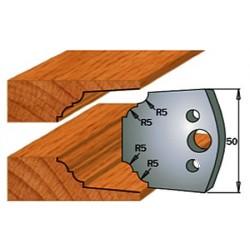 Cuchillas para perfilar madera 690.580
