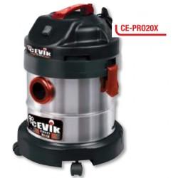Aspirador industrial de pequeño tamaño para taller 20 litros