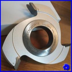 Fresa para fabricar uñeros y tiradores en puertas y cajones Z3