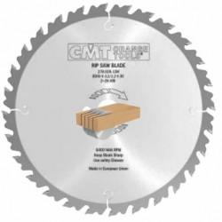 Sierras de corte con placas de md para sierras multiple con limitador