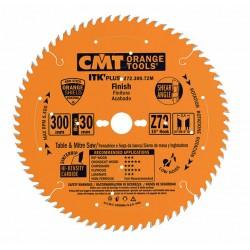 Sierra circular ultra delgada para madera ITK-Plus CMT