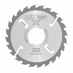 Sierra circular guía para sierras  multiples con dentones