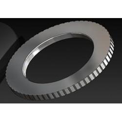 Casquillos para reducir el eje de los discos de sierra de corte