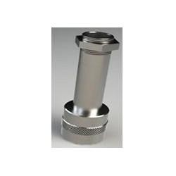 Ejes portafresas para maquinas retestadoras de aluminio y pvc