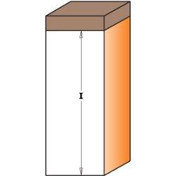 Portacuchillas  para fresado, pulidos y ranuras en tableros laminados, maderas prensadas, paneles de encimeras
