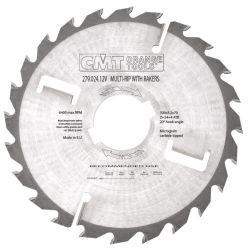 Sierra circular ultradelgada para madera en sierra multiple