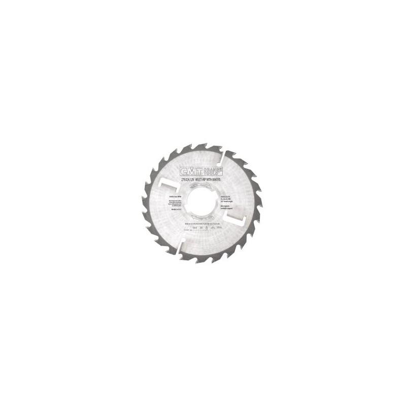 Sierra circular guía para maquinas multiples con ventanas
