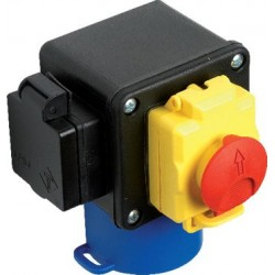 Interruptor de seguridad con normativa CE