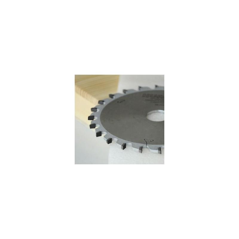 Disco incisor de diamante para maquinas escuadradoras