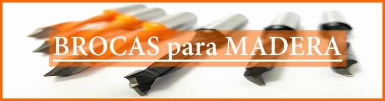 BROCAS MADERA-Brocas Para Madera de taladrar