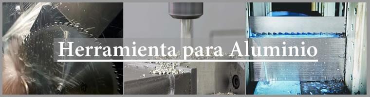 Herramienta para aluminio - Fresas para aluminio