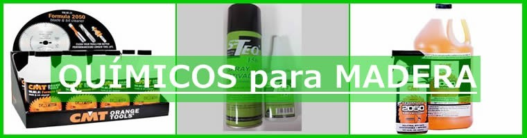 Productos Químicos para trabajar la Madera:Cola,adhesivos,lubricantes