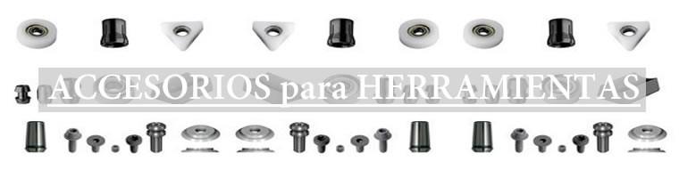 Recambios,piezas,componentes y accesorios para su herramienta de corte
