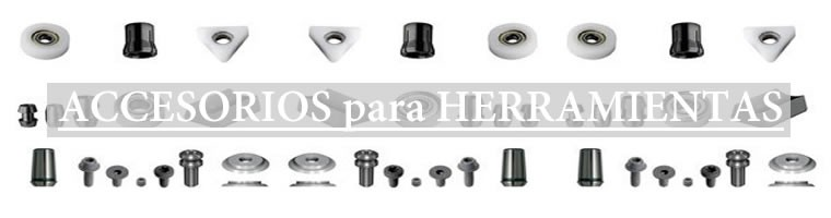 ACCESORIOS de HERRAMIENTAS
