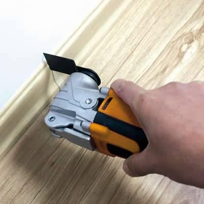 sierra oscilante para cortes de madera